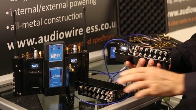 IPS IBC 2016 Ep 04 Audio Wireless