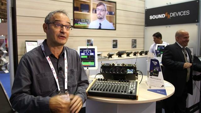 IPS IBC 2016 Ep 06 Sound Devices