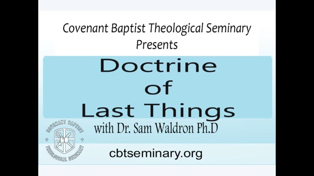 ST27 17 | Doctrine of Last Things