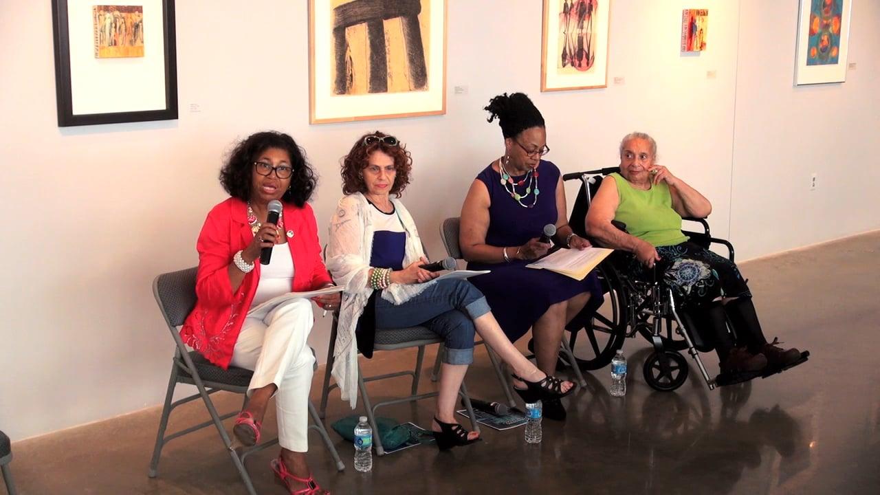 Art Cart: Honoring the Legacy - Panel 2
