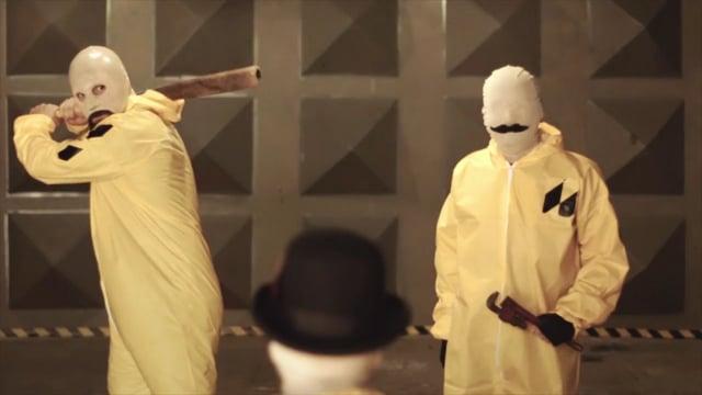 A Band Of Bitches - Sonido Paposho (Pinche Cumbión)  (VIDEO MUSICAL)-HD