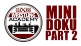wXw Wrestling Academy - Teil 2