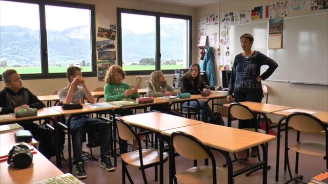 Différenciation en cours d'allemand (collège)