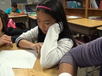 Rewriting a Text in 6th Grade Science