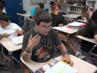 Collaborative Summarizing in 7th Grade History