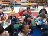 Academic Vocabulary Instruction in Kindergarten
