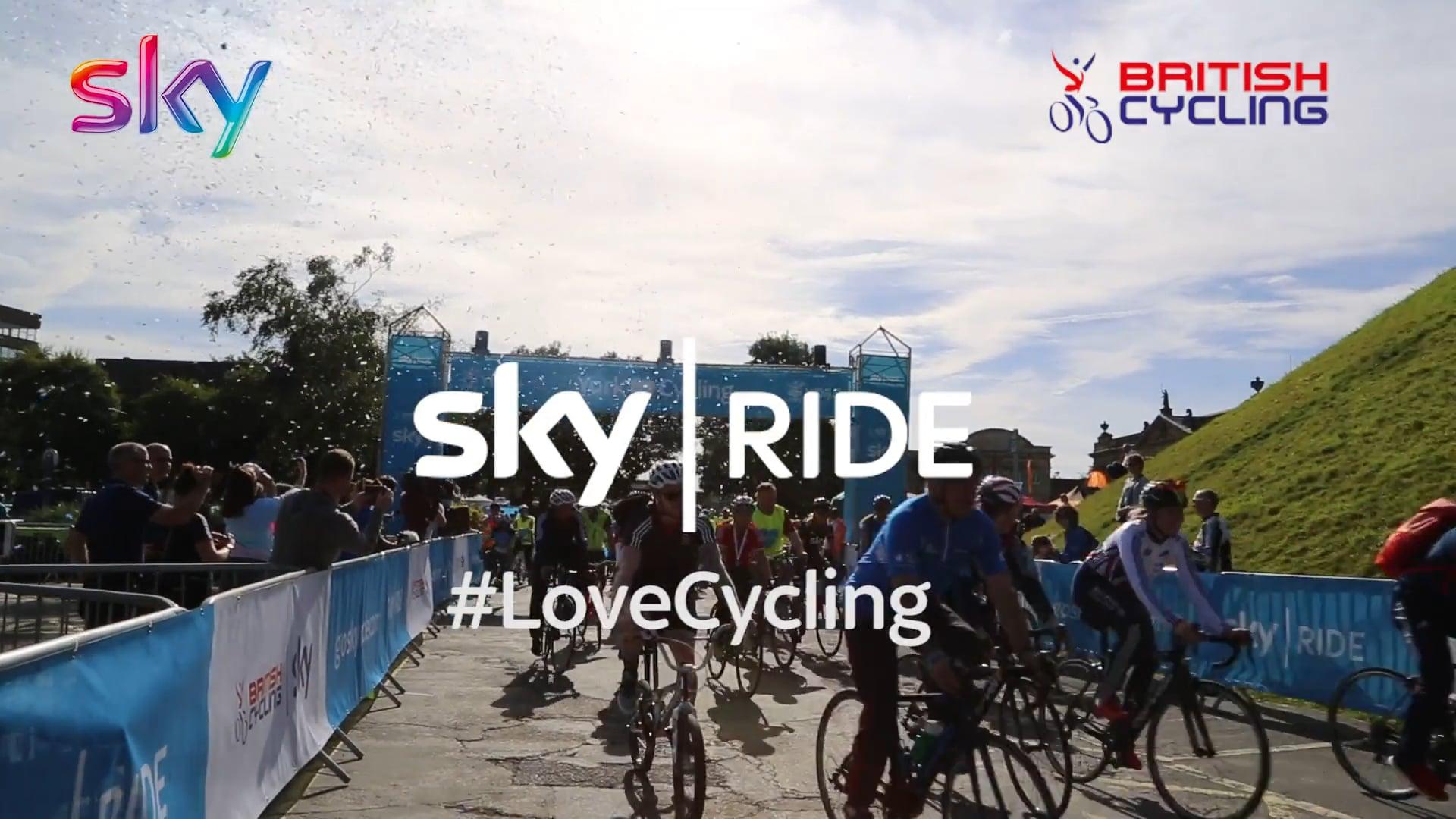York Sky Ride 2016