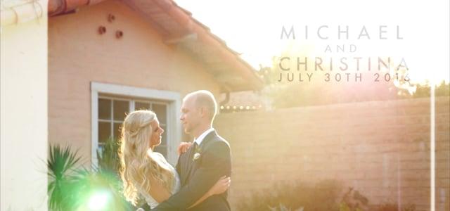 Michael + Christina