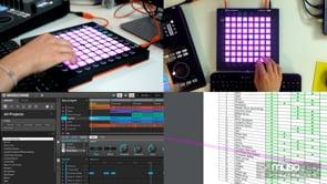 Skale muzyczne i Launchpad Pro