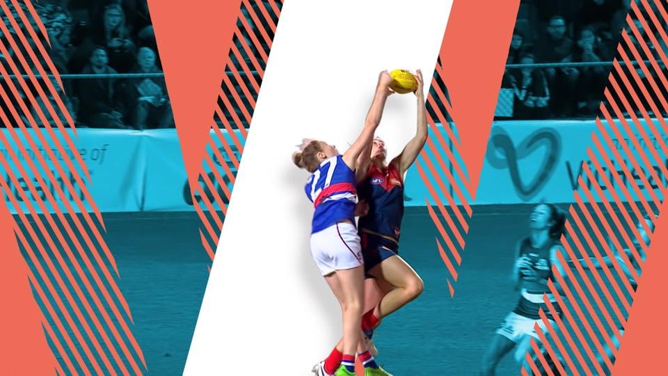 AFL Women's brand launch video