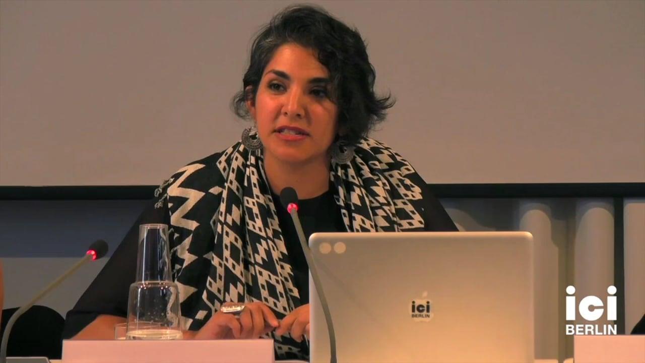 Talk by Heba Y. Amin