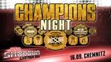 wXw Shotgun Livetour 2016: Chemnitz - Champions Night