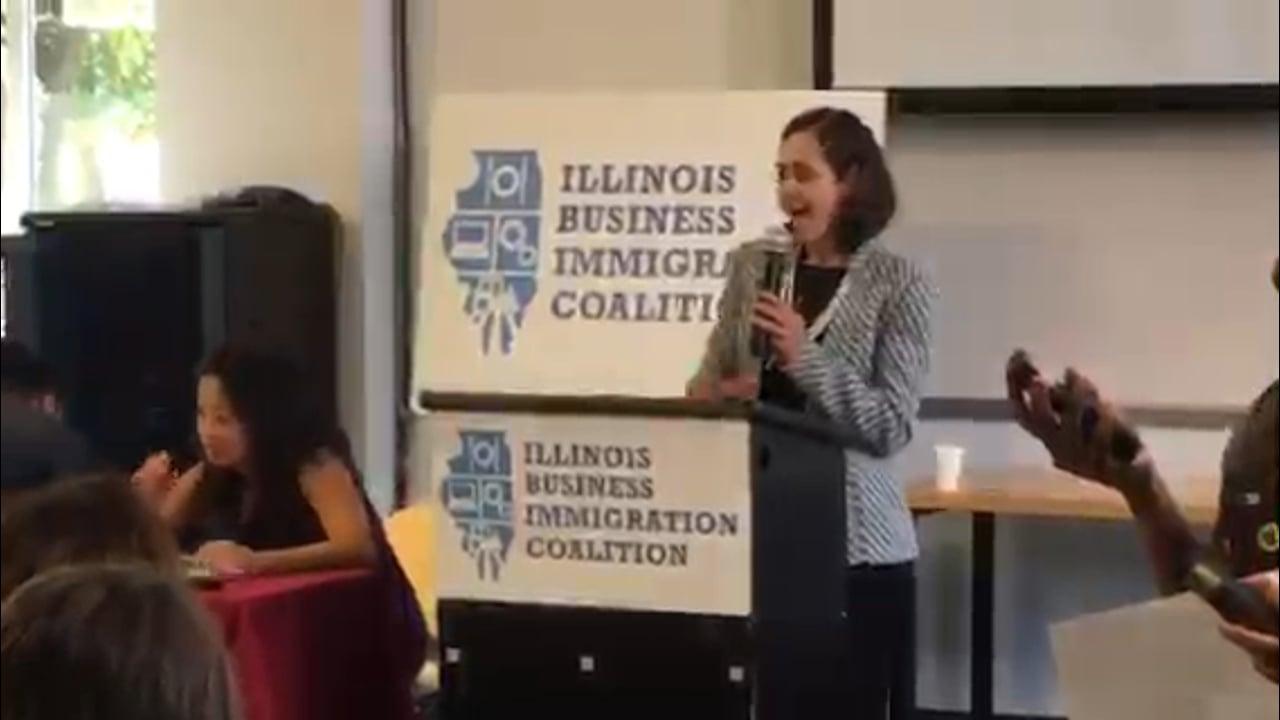 Illinois Business Immigration Coalition (IBIC) - Leah Duckett