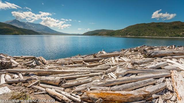 Spirit Lake, Mt. St. Helens Area
