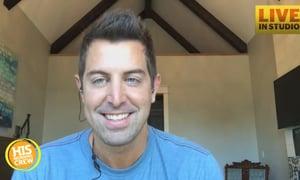 Jeremy Camp Talks Kids, Talent and... Wearing Makeup?