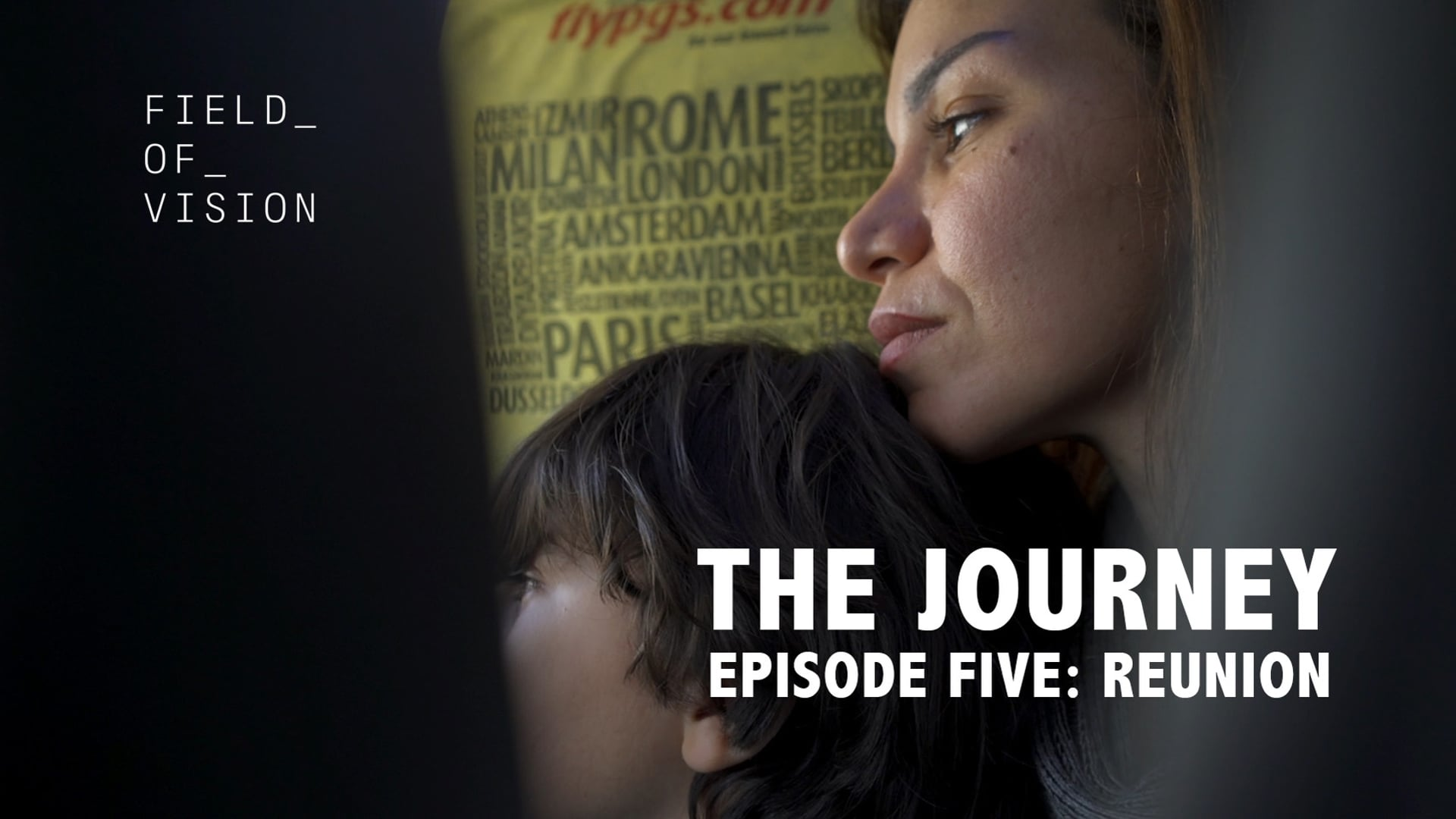 Episode Five: Reunion