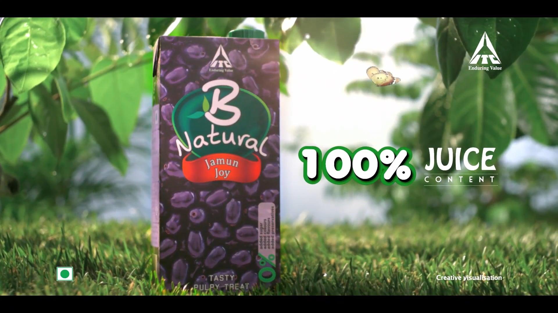 B-Natural Jamun Joy