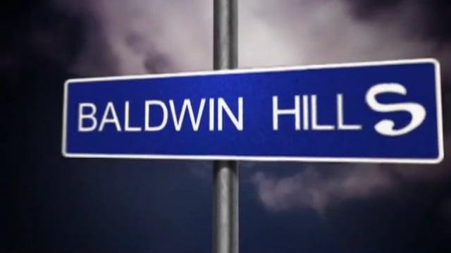 """BALDWIN HILLS - 101 """"LIFE NO LIMITS"""""""