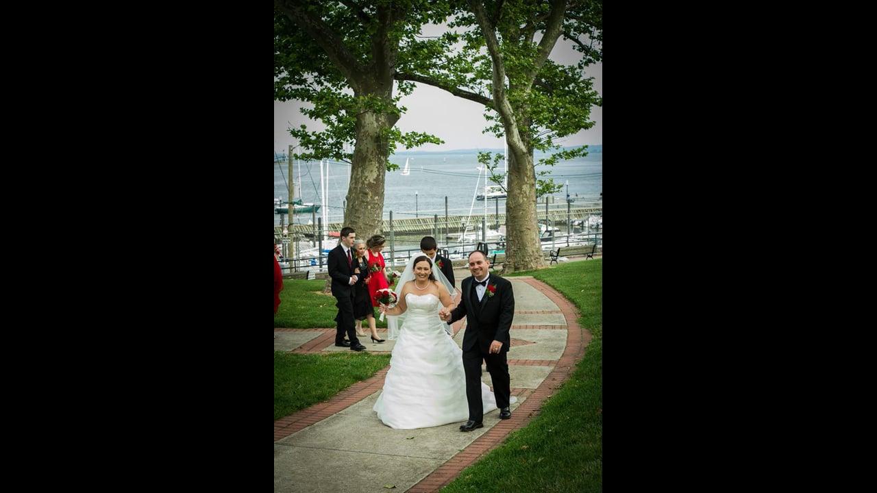 Cristina & Paul's Wedding Video Highlights