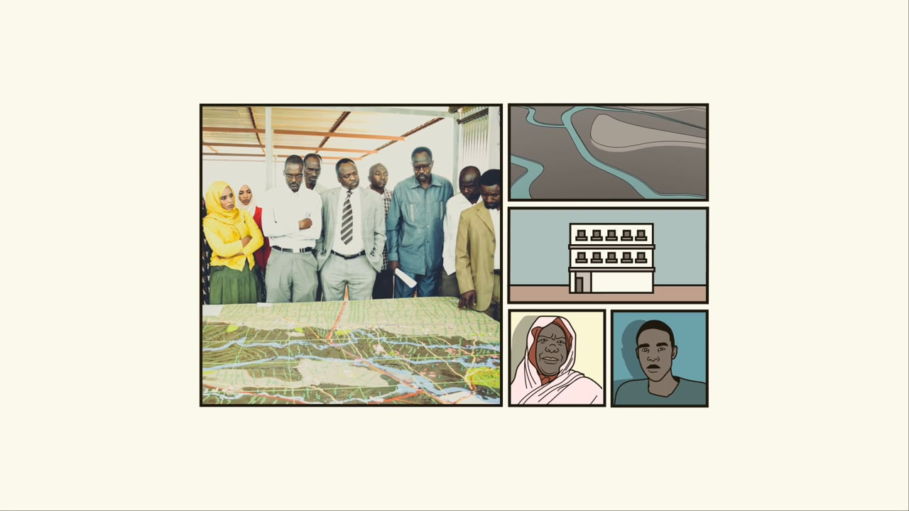 Knowledge like water: nurturing growth - Participatory 3D mapping in North Darfur