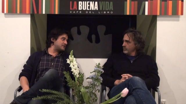 La noche de los libros 2016. Conversación con Manuel Jabois