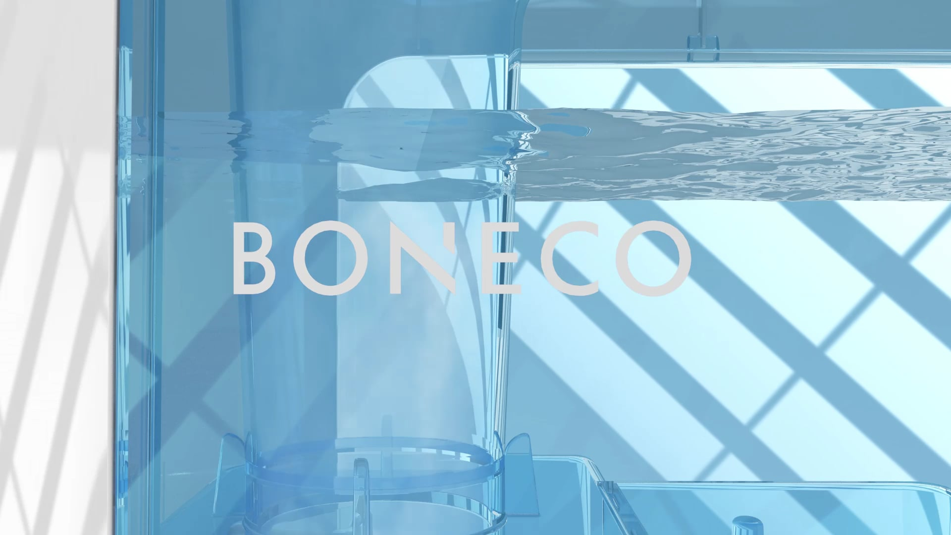 BONECO Luftbefeuchter U700