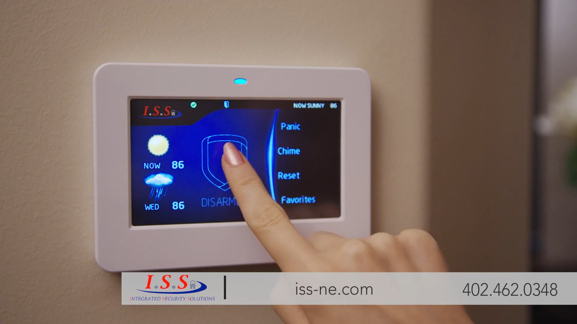 I.S.S. - Home Security Video - HD