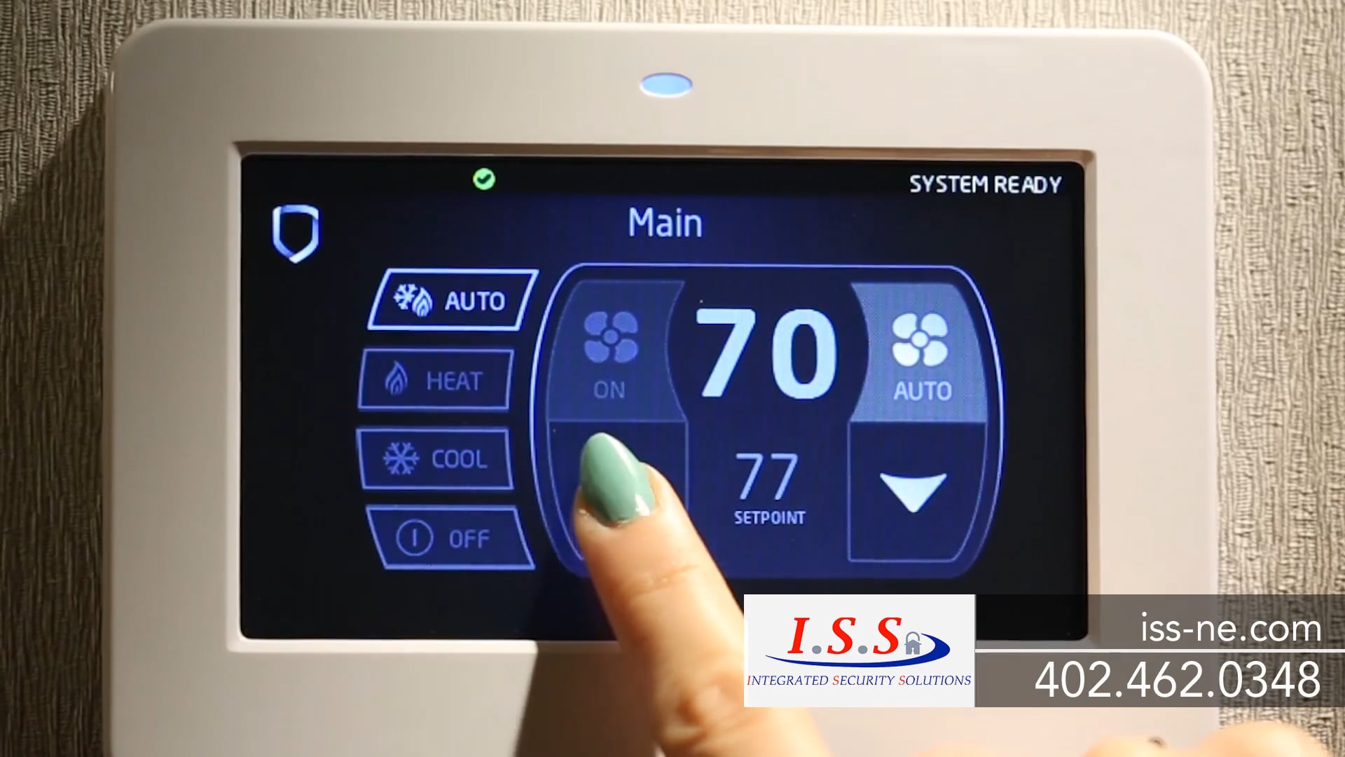 I.S.S. - Small Business Energy Management-HD