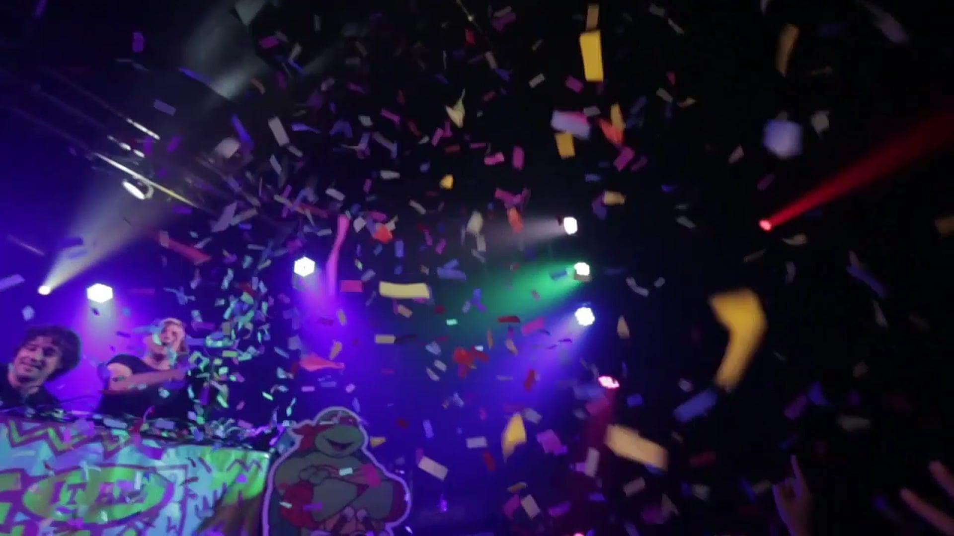 TNB #FratParty UK tour - Day 3 - DJ Set @ Electric Ballroom in London