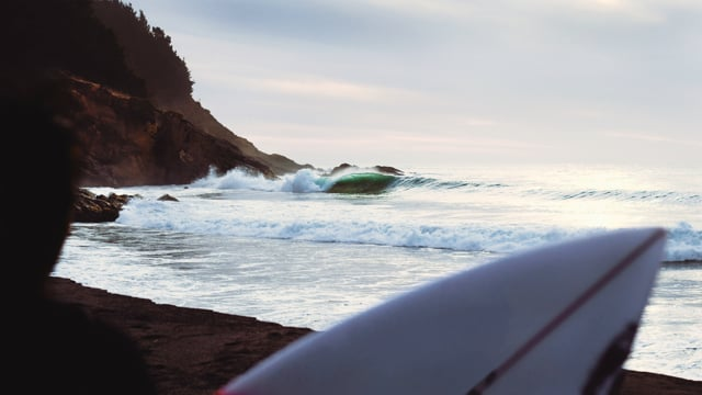 WELCOME TO THE VOID Rip Curl Surf Videos
