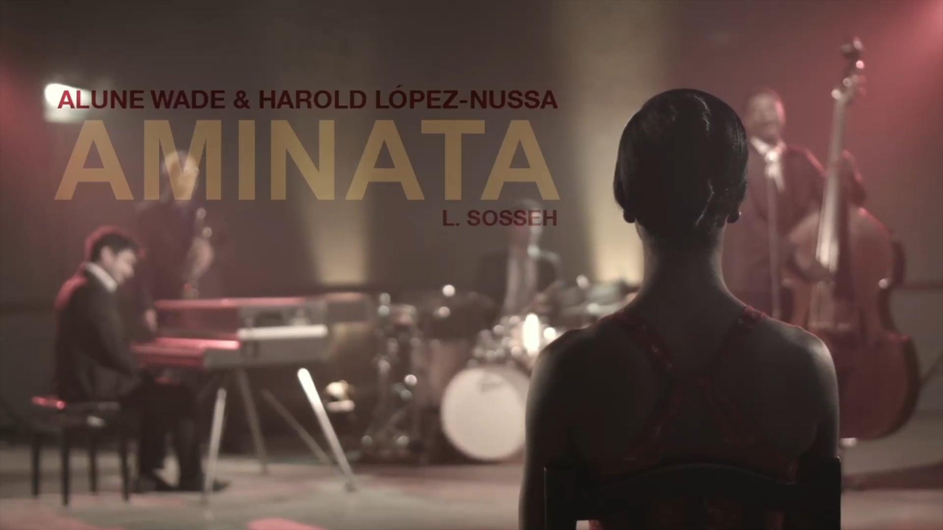 "Putumayo Presents African Rumba – Harold Lopez-Nussa & Alune Wade ""Aminata"""