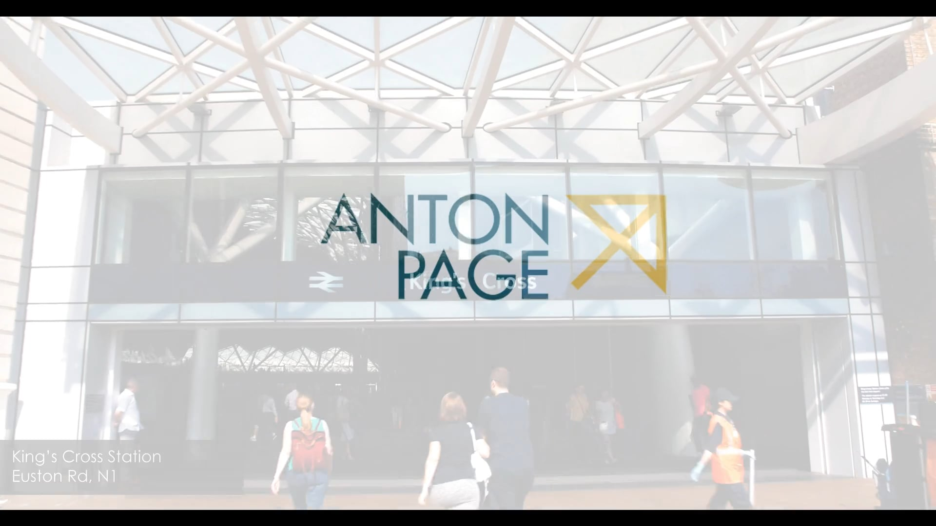 Anton Page King's Cross Area