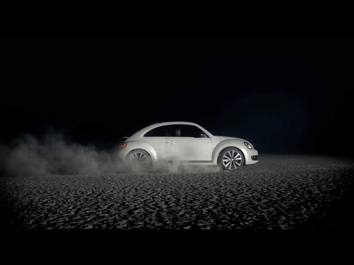 VW Beetle 21st Century Beetle