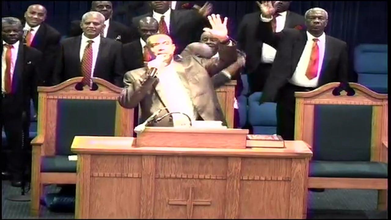 09-08-16, Pastor John-Mark Bartlett, God Has It In Control
