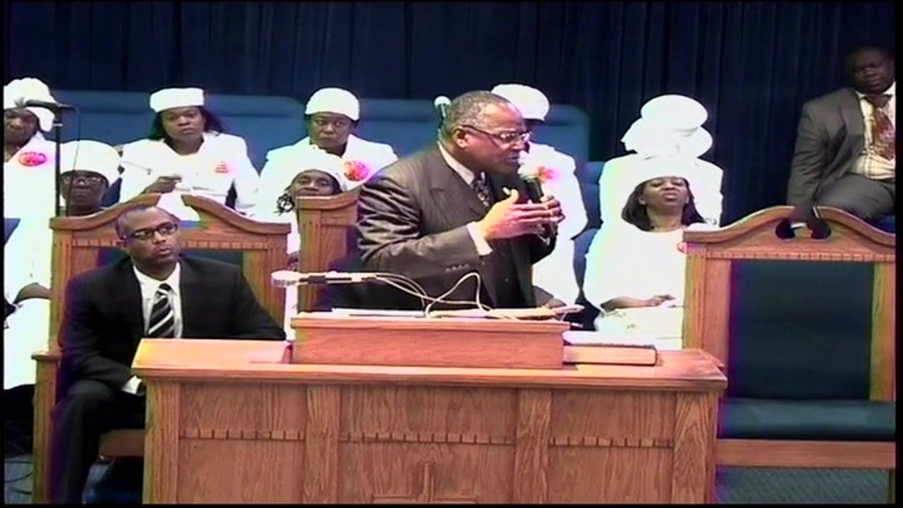 09-09-16, Bishop Saunders, Change Through The Word