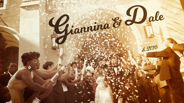 Giannina and Dale