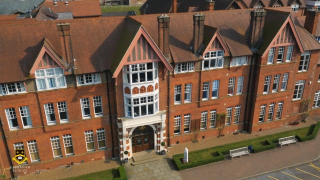 A tour of Caterham School