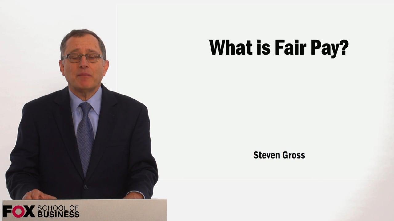 59221What is Fair Pay?