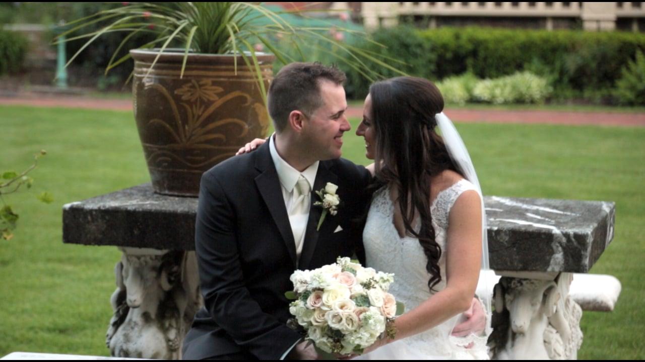 Crystin & Richard's Wedding Video Highlights