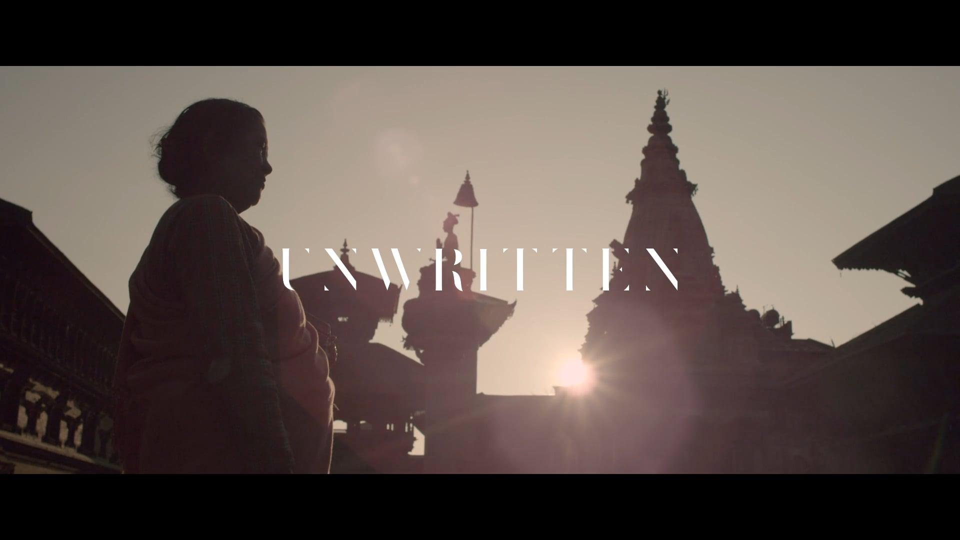 Unwritten: A Visual Journey of Nepal Trailer