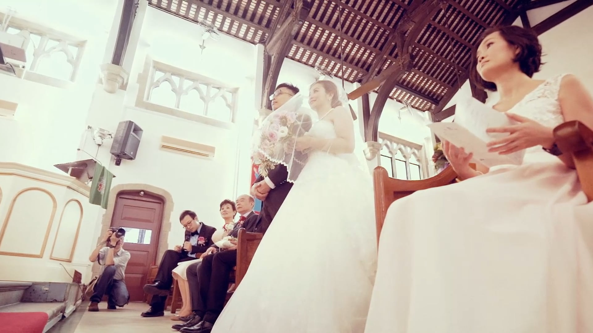 Sharon & Herman | Special edition | Kowloon Union Church