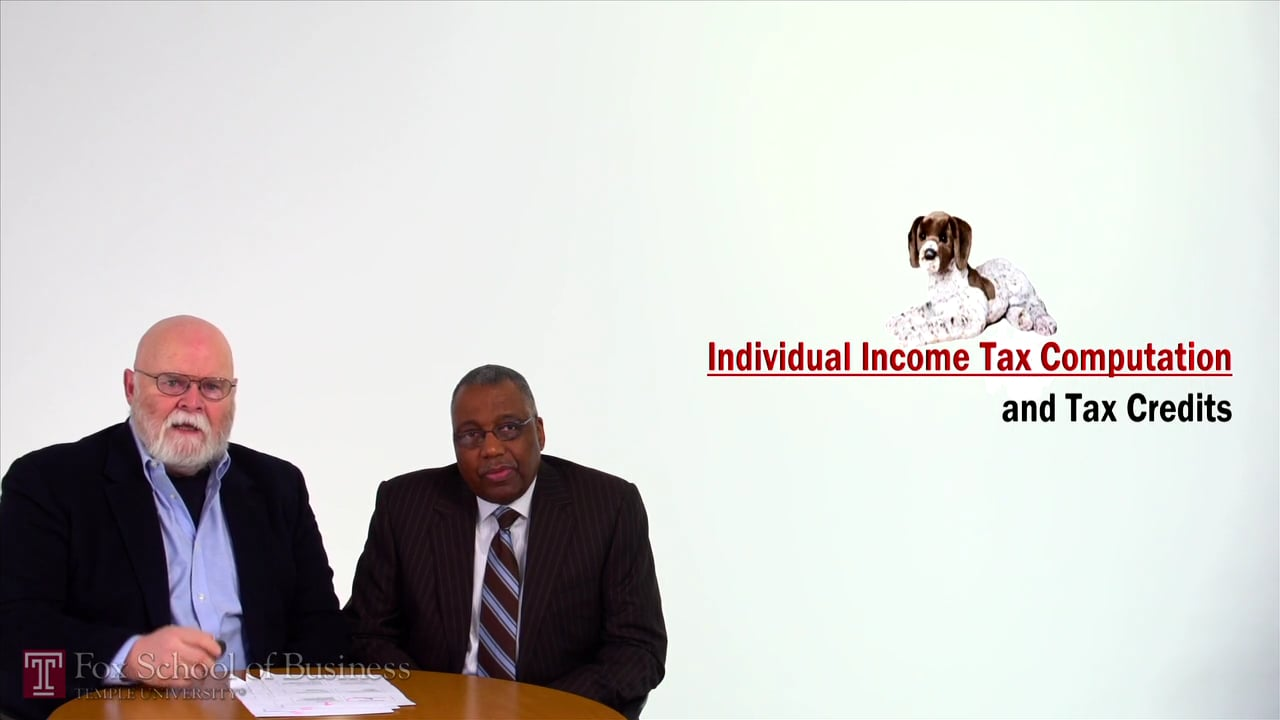 57071Individual Income Tax Computation and Tax Credits Pt2