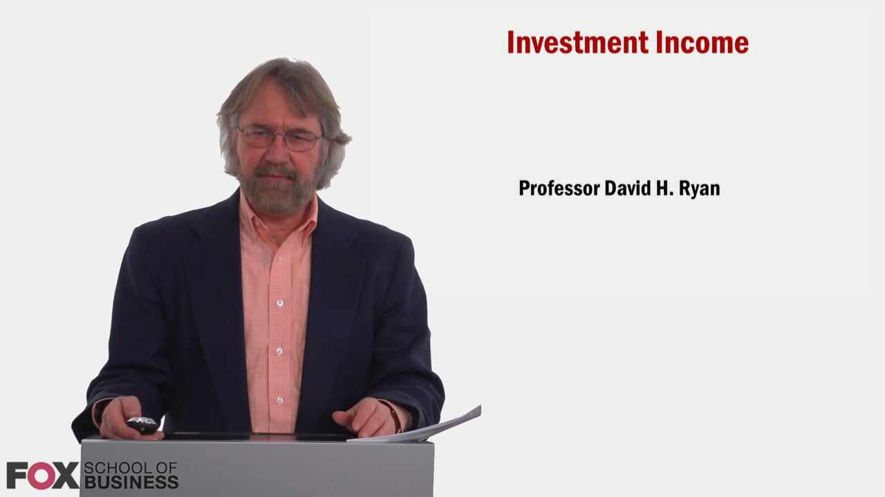 58836Investment Income