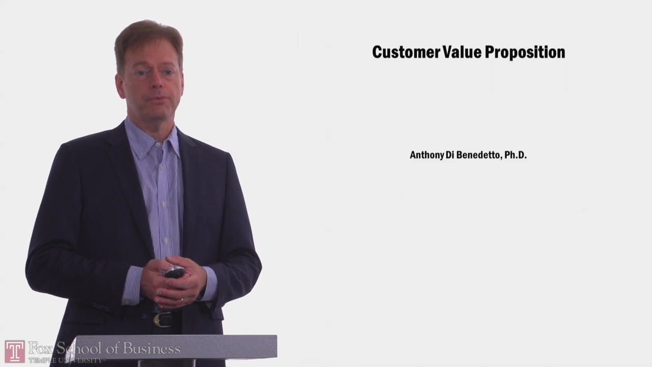58086Customer Value Proposition