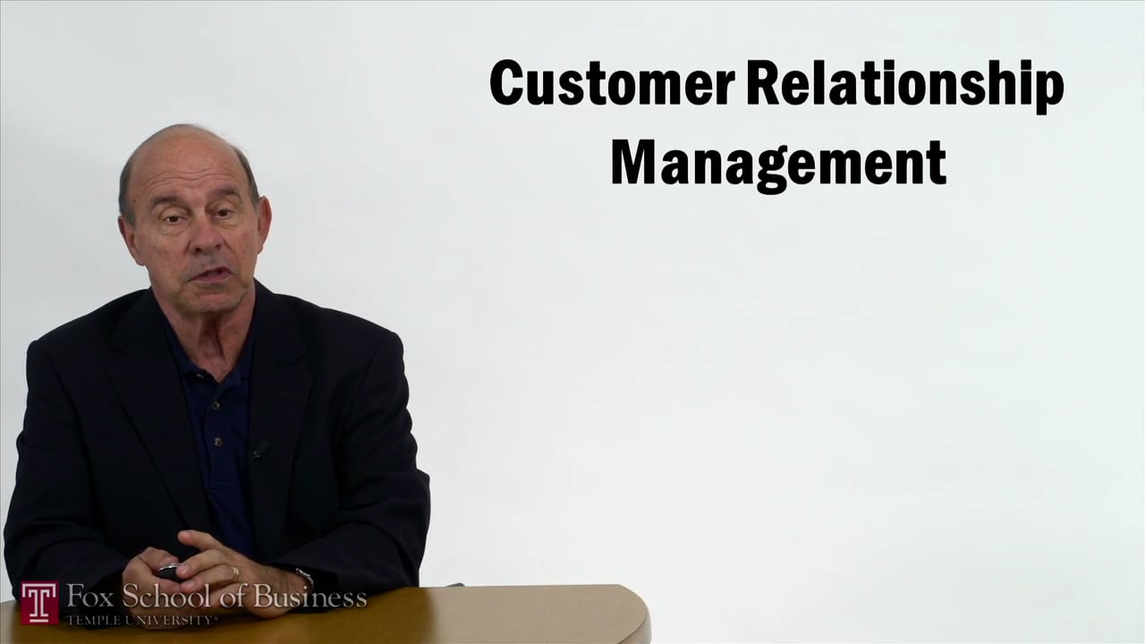 57346Customer Relationship Management