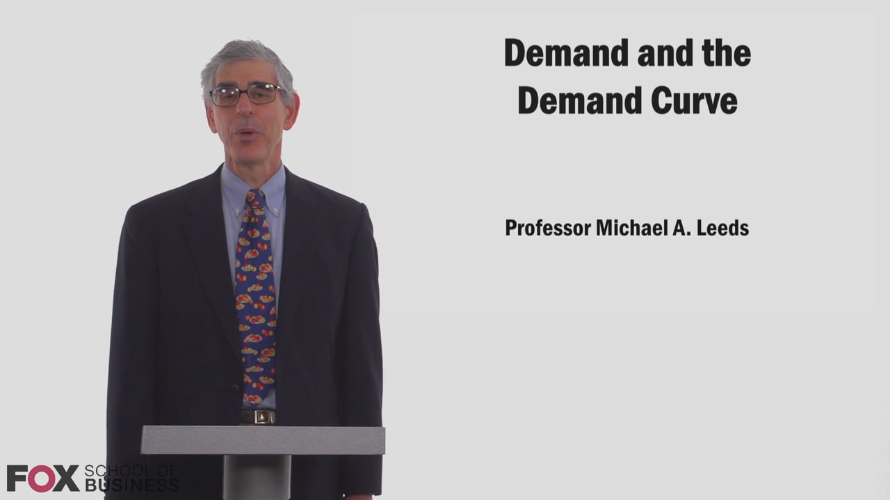 58824Demand and the Demand Curve