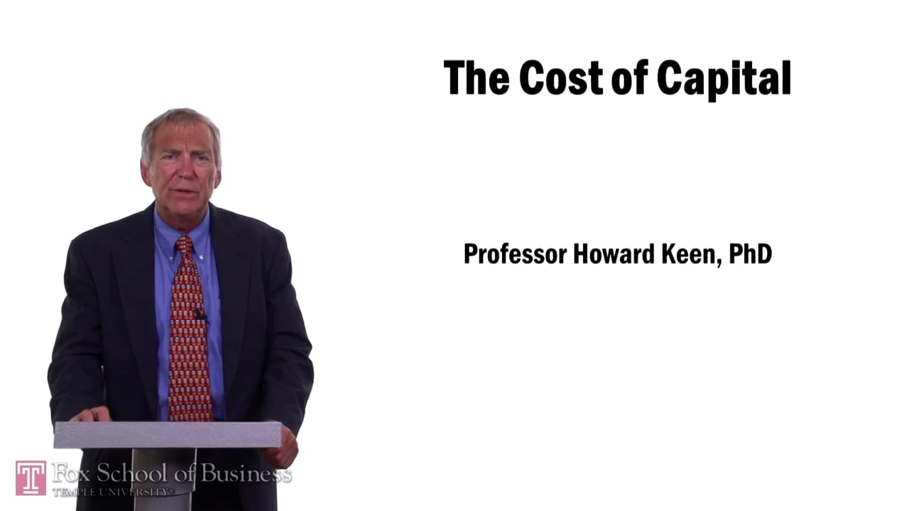 57619Cost of Capital