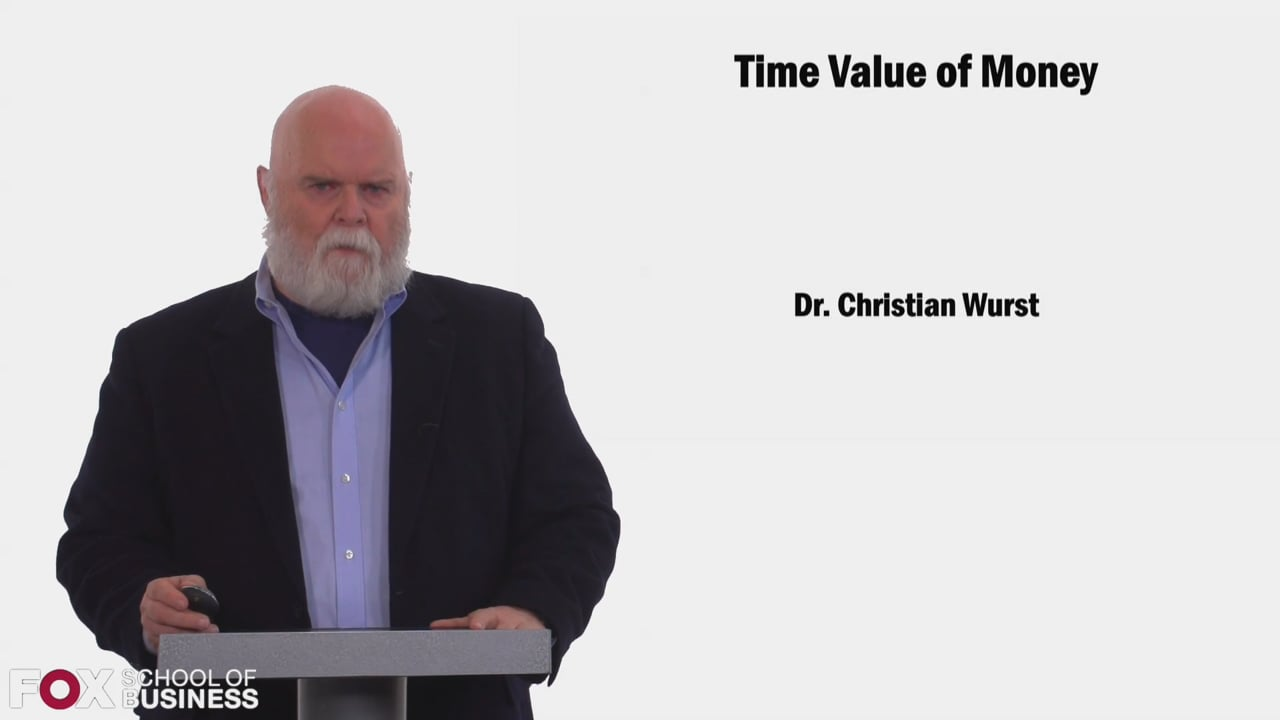 58482Time Value of Money