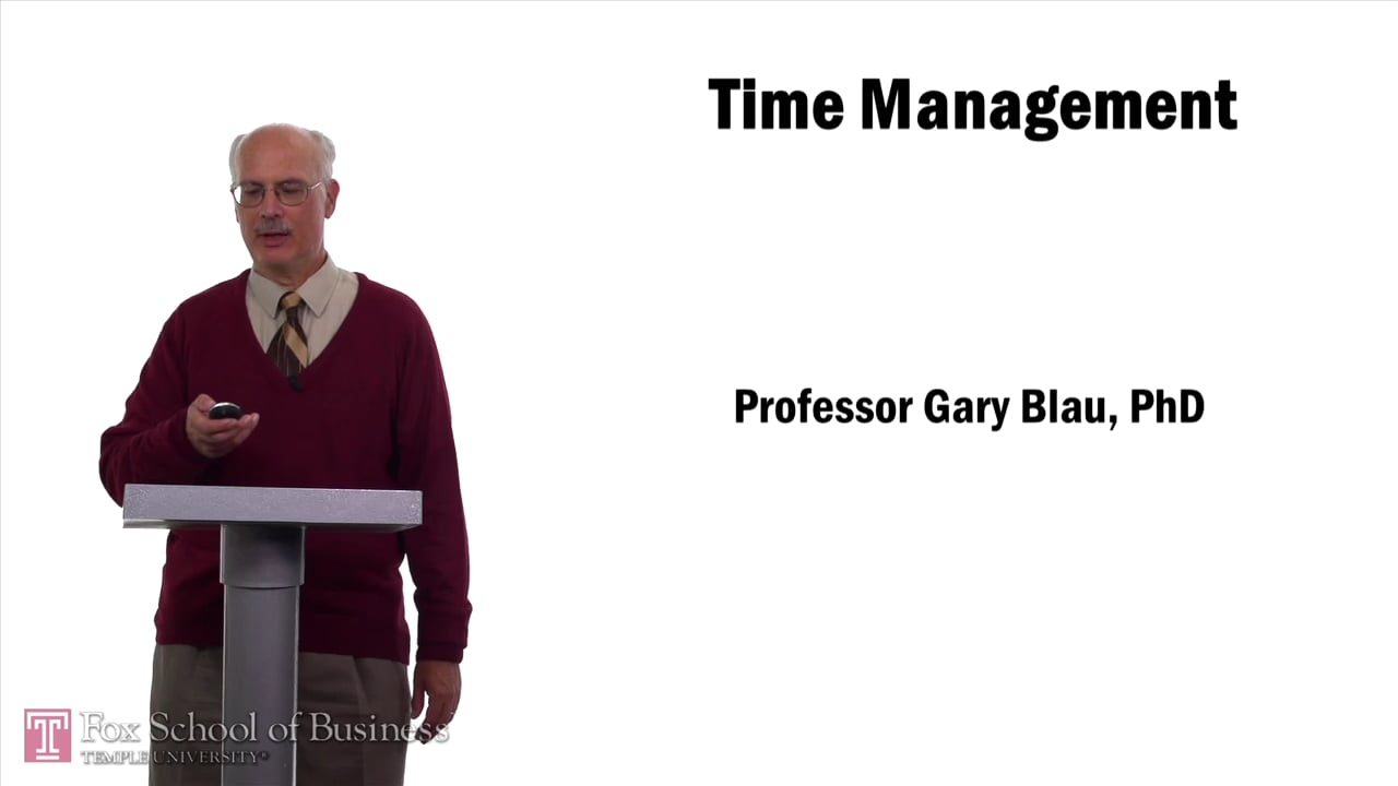 57559Time Management