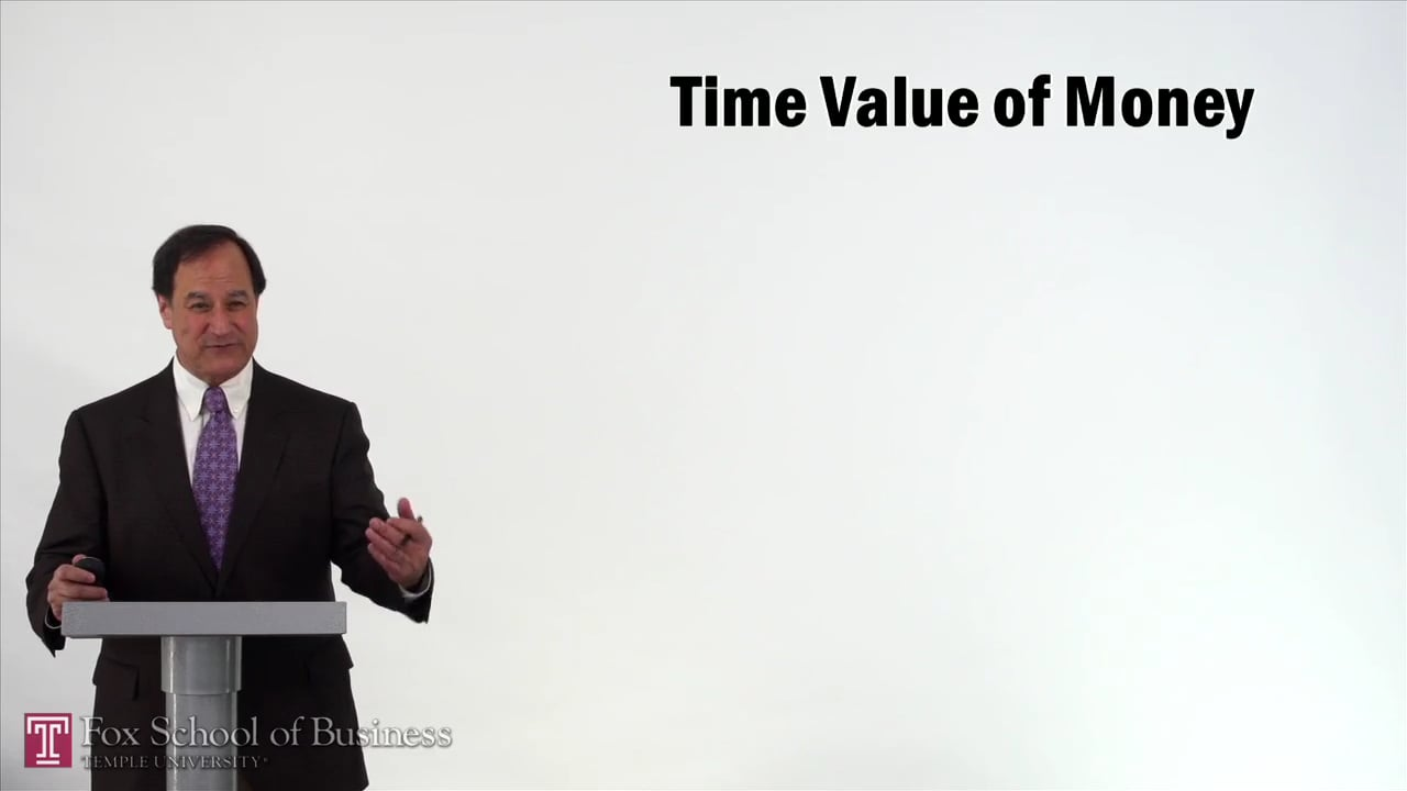 57208Time Value of Money